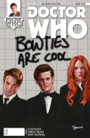 Doctor Who The Eleventh Doctor Adventures: Year Two #11 (Cover A)